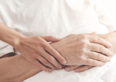 Projekt: Demente får øget trivsel med sansestimulering
