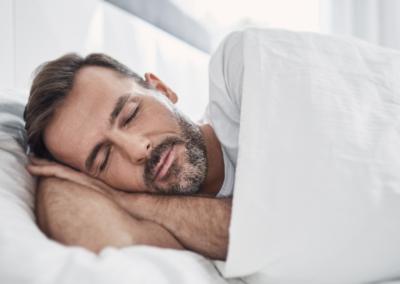 Case: Kædedyne skaber tryghed og bedre søvn til PTSD-ramt