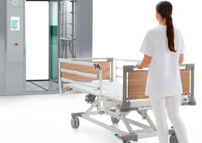 Artikel: Komfortable og hygiejniske senge Sygehus Sønderjylland