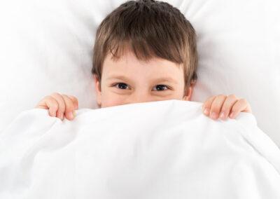 O-Zone dynen gav dreng bedre eftermiddagslur og mere trivsel